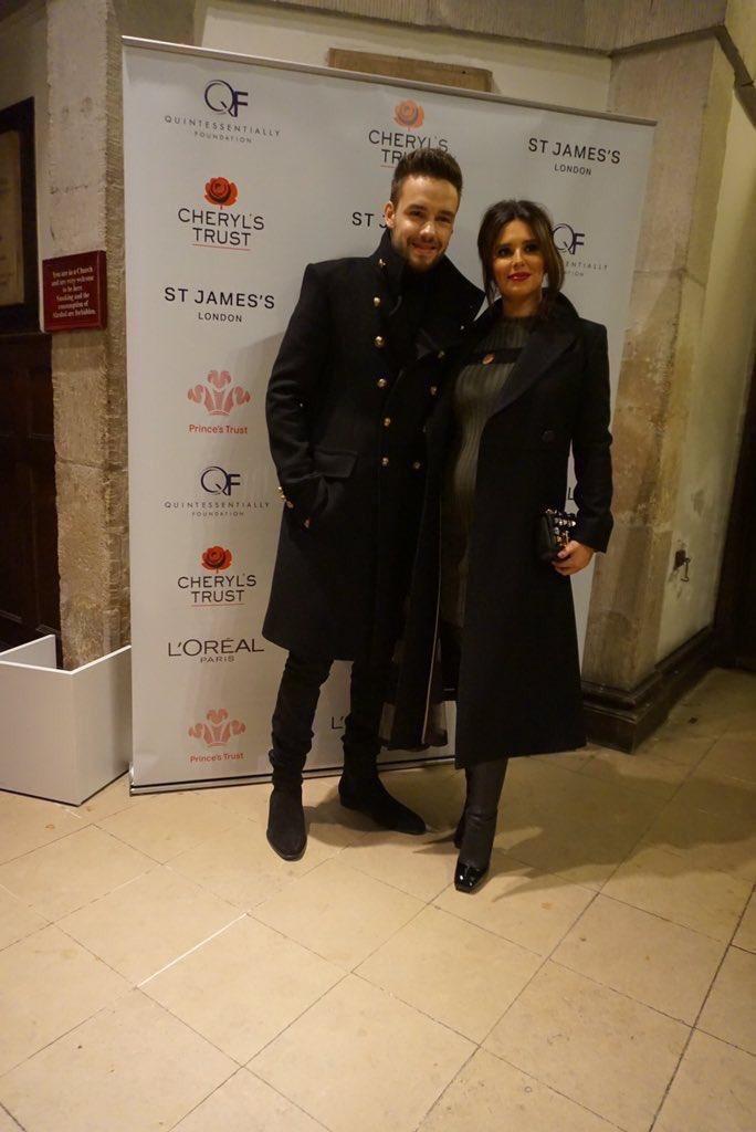 Liam e Cheryl
