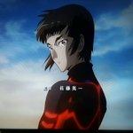 アクエリオンロゴスというアニメのOPのカットです!!☺直撮り……笑