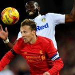 """Liverpool star Lucas Leiva admits it was """"very hard"""" play EFL Cup match against Leeds as he knew Chapecoense plane crash victims"""