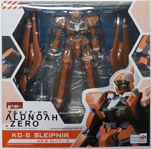 【本館/3F】「ヴァリアブルアクション ALDNOAH ZERO KG-6 スレイプニール」入荷してます!#アキバのお店