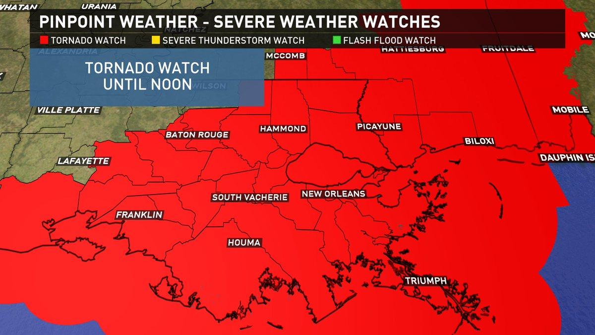 Video Apparent Tornado Seen North Of Miramar Beach Fla - Florida map miramar beach