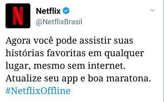 #NetflixOffline: Netflix Offline