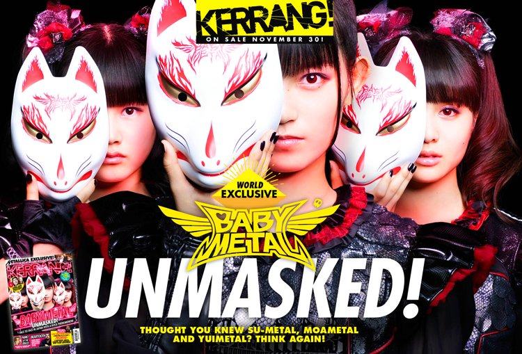 We go inside the world of @BABYMETAL_JAPAN! Download it here; https;//t.co/Sbyuyoq5Hz https;//t.c...