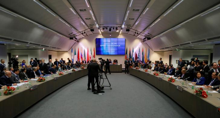 OPEC agrees first oil output cuts since 2008: source: