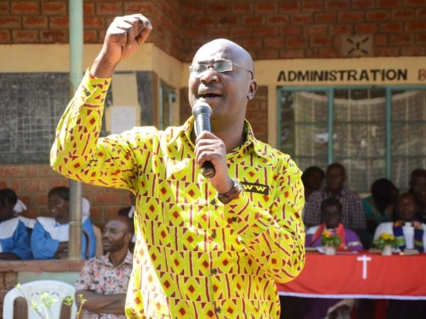 My company's deals with NYS were genuine, says businessman Wangamati