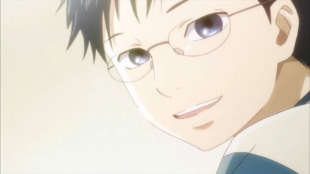 本日12月1日は「ちはやふる」の綿谷新の誕生日。おめでとう♪#chihaya_anime #chihayafuru #ち