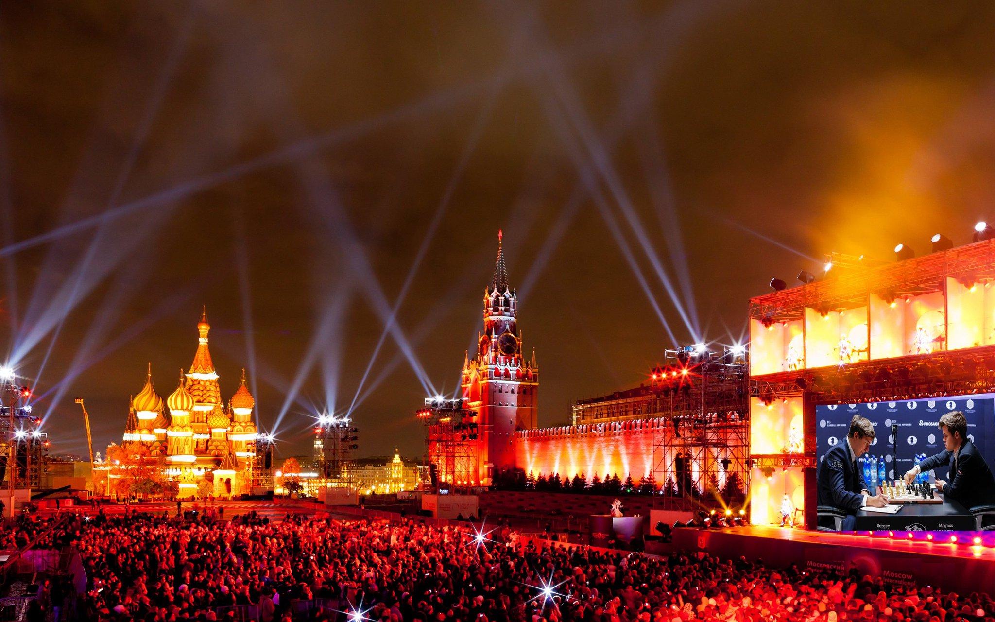 Концерты на красной площади новый год