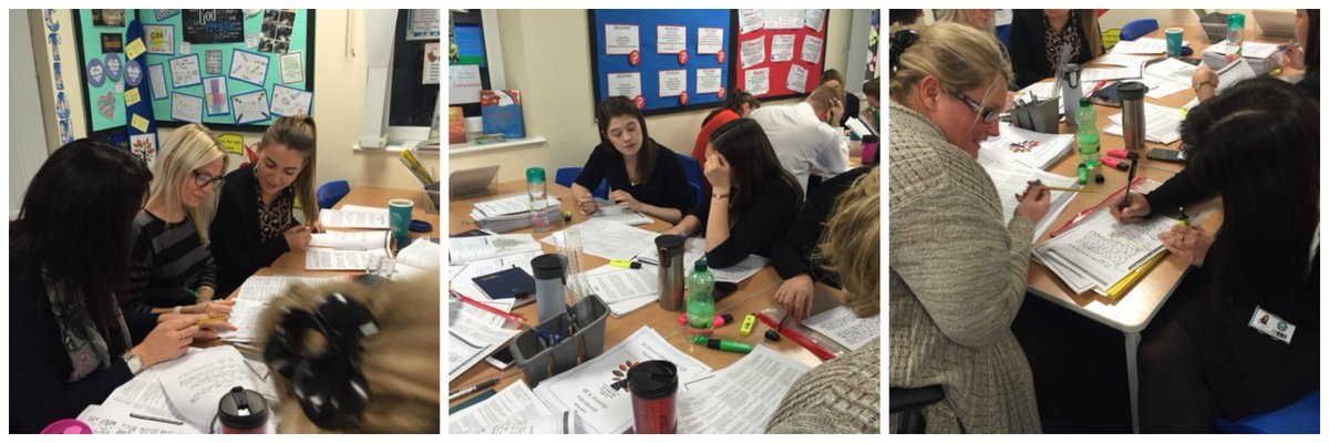Improving learning at SSSJ - staff professional development meeting. https://t.co/OxE9ggE8Rg