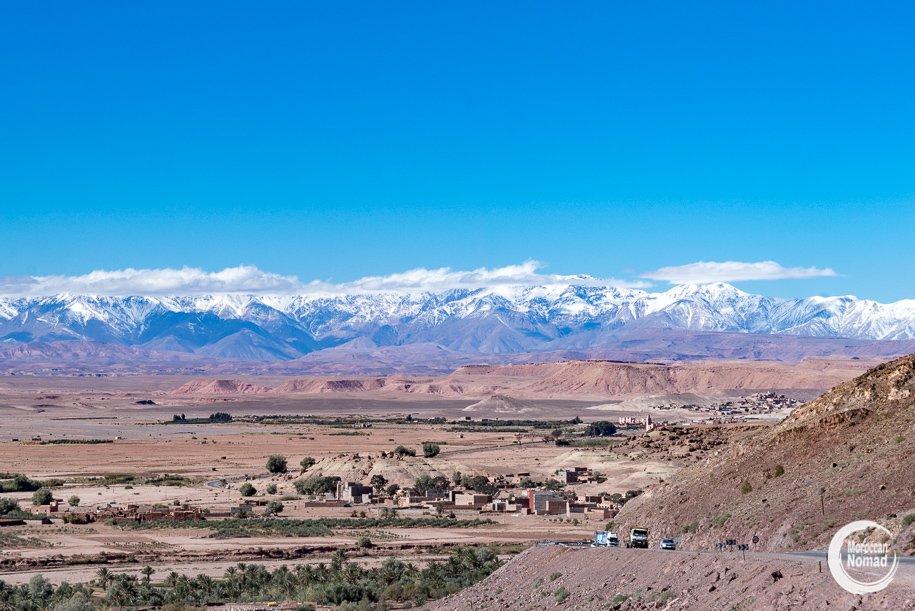 On ne s'en lasse pas. Le désert et la neige dans un seul regard... #Ouarzazat #Maroc https://t.co/n3Rbqc62Mh