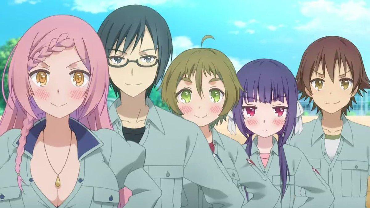 #お気に入りアニメの画像配布今回は「のうりん」かな最近、久々に見て大笑いしちゃったwまだ見てない方は是非!