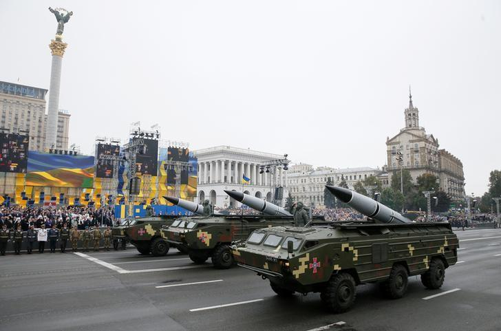 Ukraine prepares missile test near Crimea, angering Russia