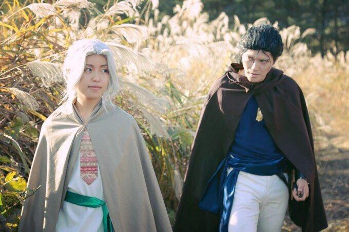 【アルスラーン戦記】私の夢に力を貸してくれるか?ダリューン: photo: #アルスラーン戦記