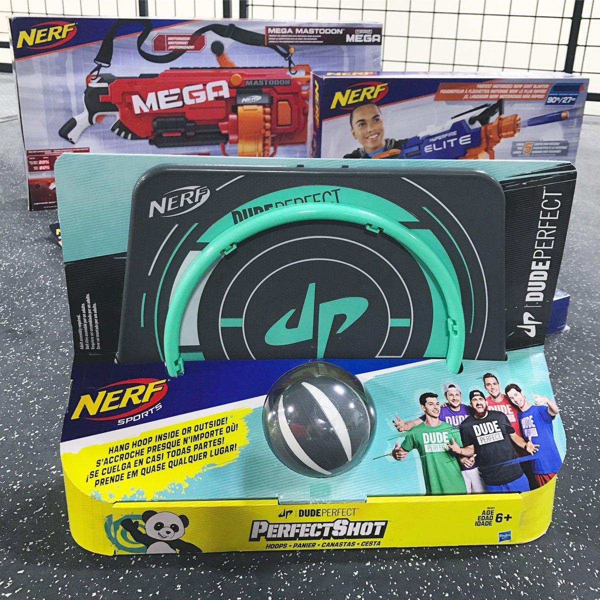 Cool thing(s) of the day!! // get your @nerfnation toys @ target ...