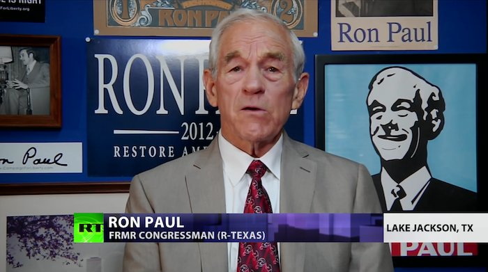 Ron Paul: 'Fake News Comes From our Own Government' https://t.co/QI0vbCUXoB #tlot #ronpaul https://t.co/Ek9mHPNhDN