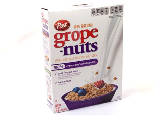 Donald's favorite: Grope Nuts #BreitbartCereals https://t.co/r4KgQKvAtM https://t.co/Llh6F6f67E
