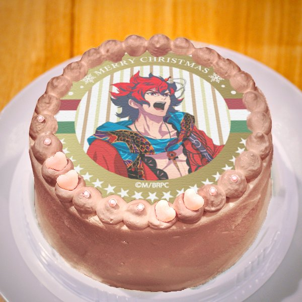 『幕末Rock』のクリスマスケーキ&マカロンが好評ご予約受付中です!今年は皆で分けて食べやすい「カップケーキ」が特に人気