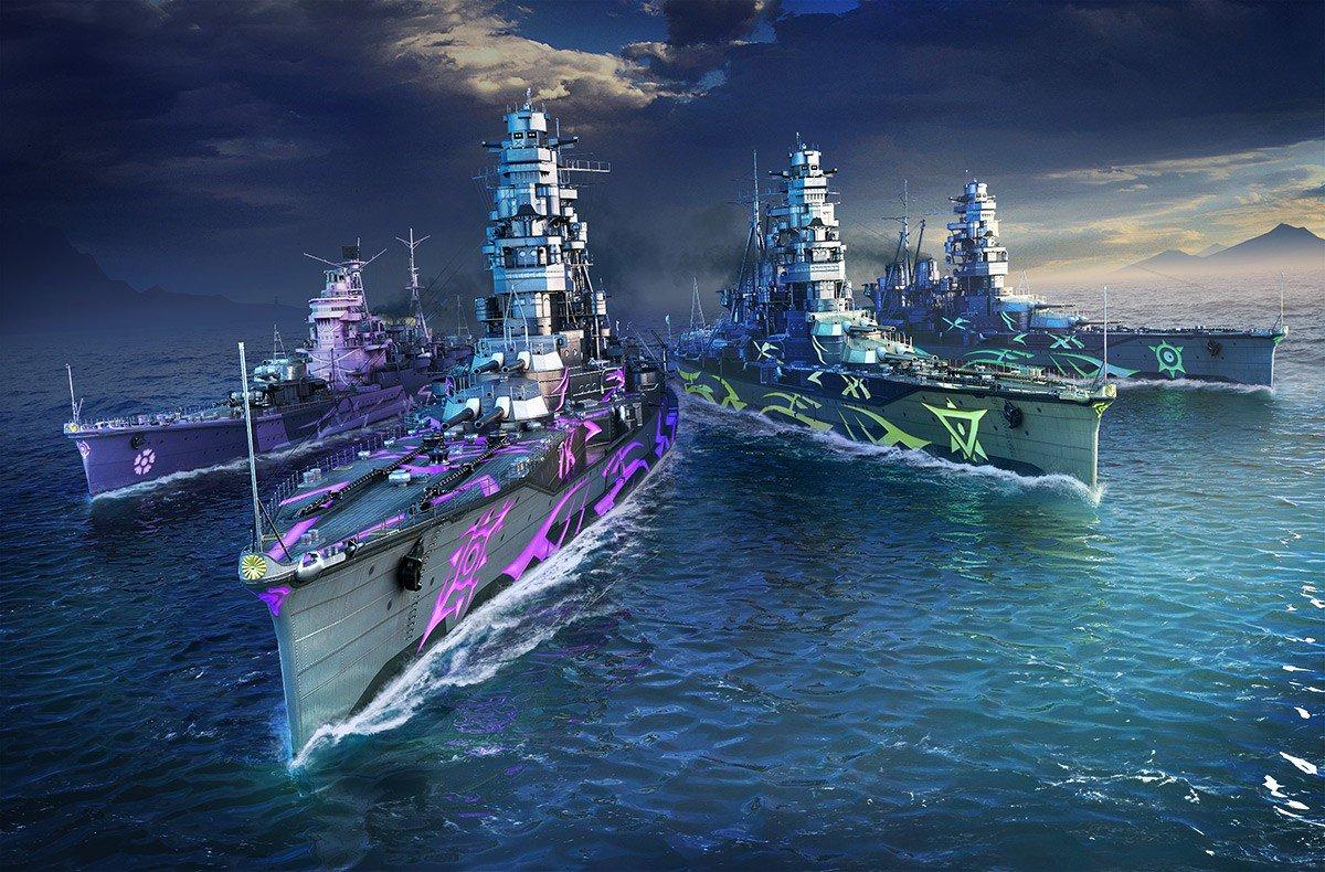 蒼き鋼のアルペジオ-アルス・ノヴァ-コラボミッション「霧の艦隊大集結!」が本日からスタート!艦長「ヨタロウ」や、今までに
