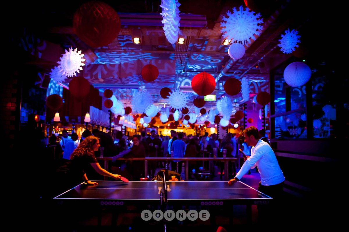 Bounce London's best place for your Christmas party