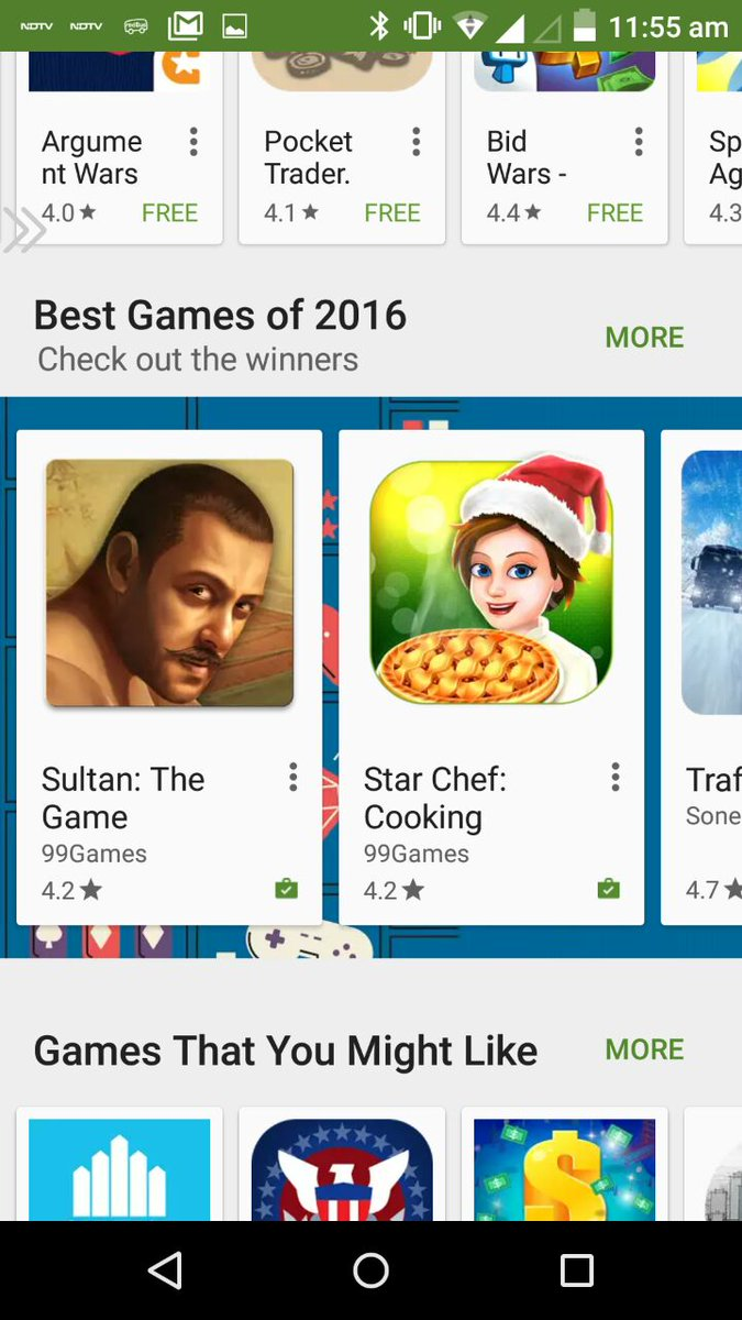 That awesome moment when  @starchefgame and @sultanthegame are featured on @GooglePlay as the Best Games of 2016. https://t.co/rP5fDVex0G