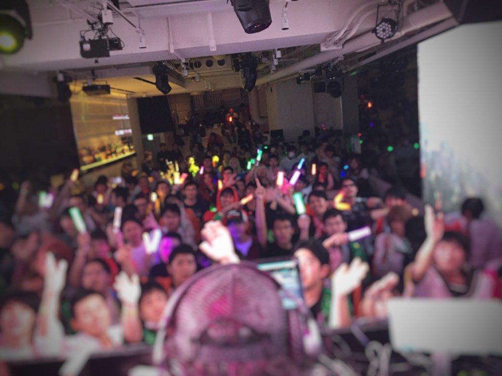 11/26(土)開ゆるゆり中心アニソンDJイベント「ゆりりずむ-え〜る♪-TOKYO」まとめ!当日ご参加頂いた方も、次回