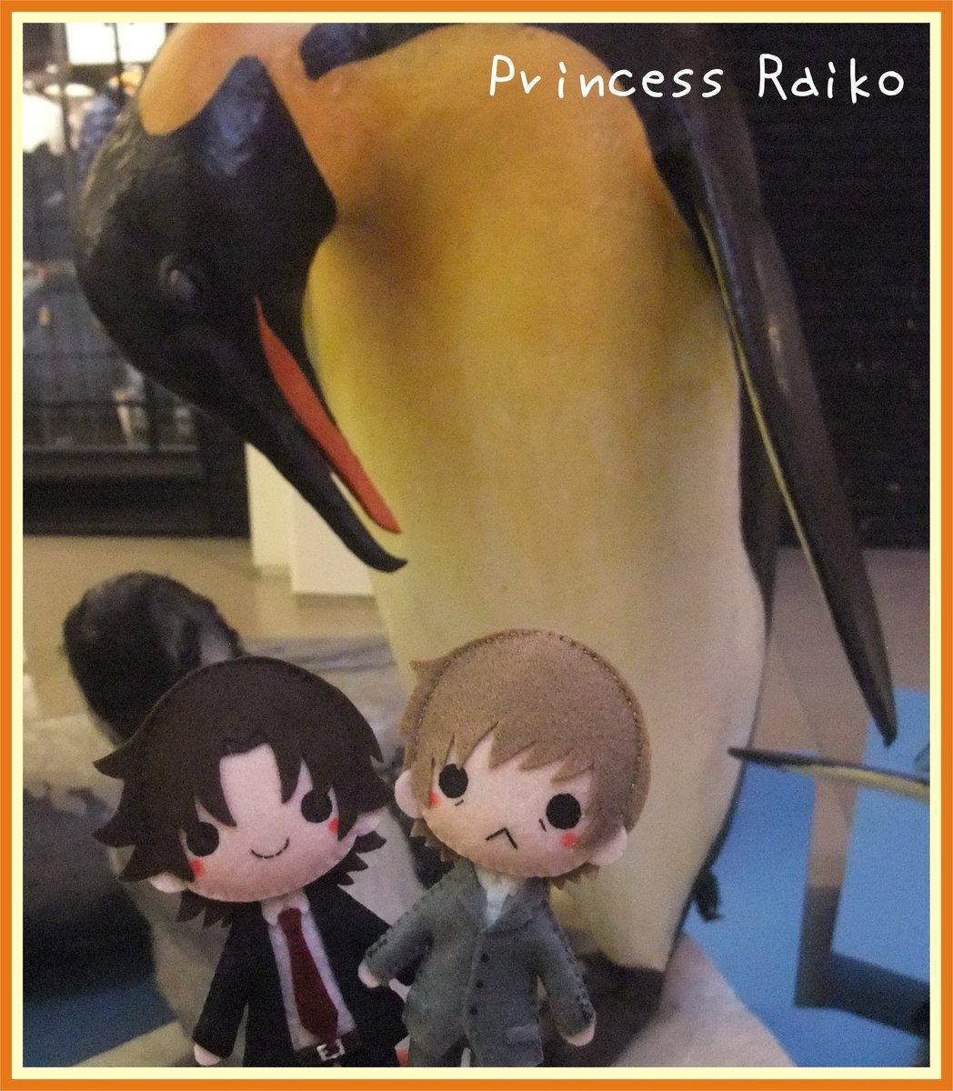 純情ミス。。ペンギンと 🐧#純情ロマ #純情ミス #純情ロマンチカ #純情ミステイク