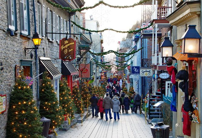 Why Quebec City is the place to be in December https://t.co/PDAmQcBQhZ #travel #ExploreCanada https://t.co/SfgF1EZ0hP