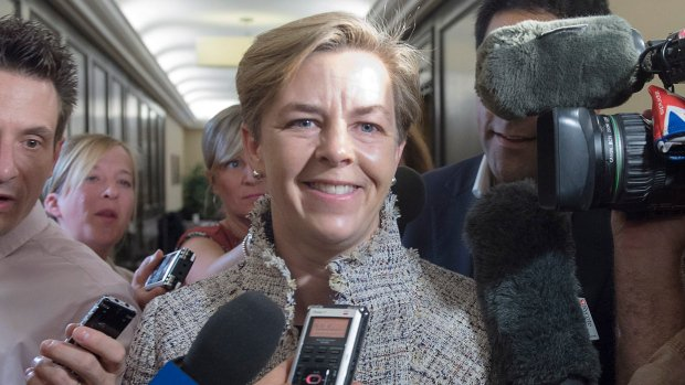Kellie Leitch wants pepper spray legal for self-defence