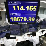 Asian markets higher after China factory data