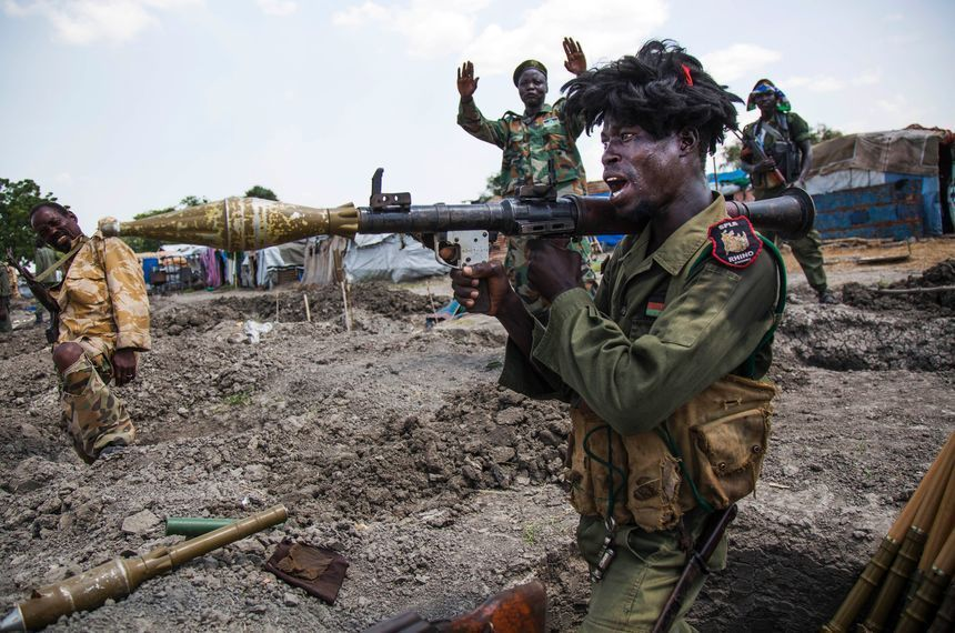 U.S. push to halt genocide in South Sudan unravels at United Nations.