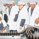 CTI: Pharmaceutical industry hit