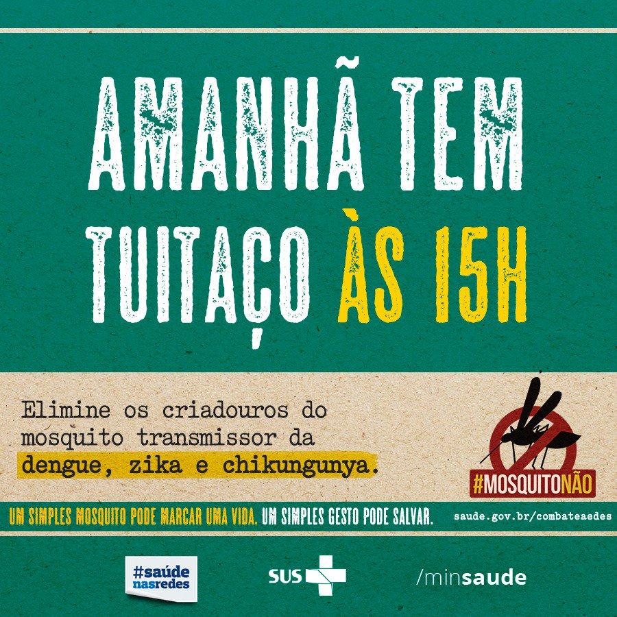 #MosquitoNão: Mosquito N &atilde ;o