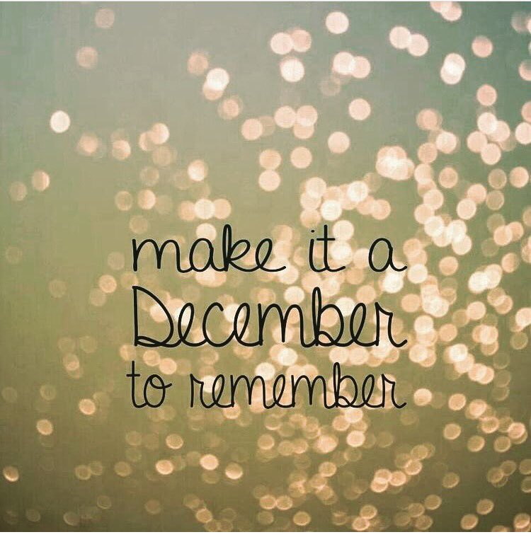 Happy December everyone! ❄️☃️ https://t.co/Q3lricZjSp