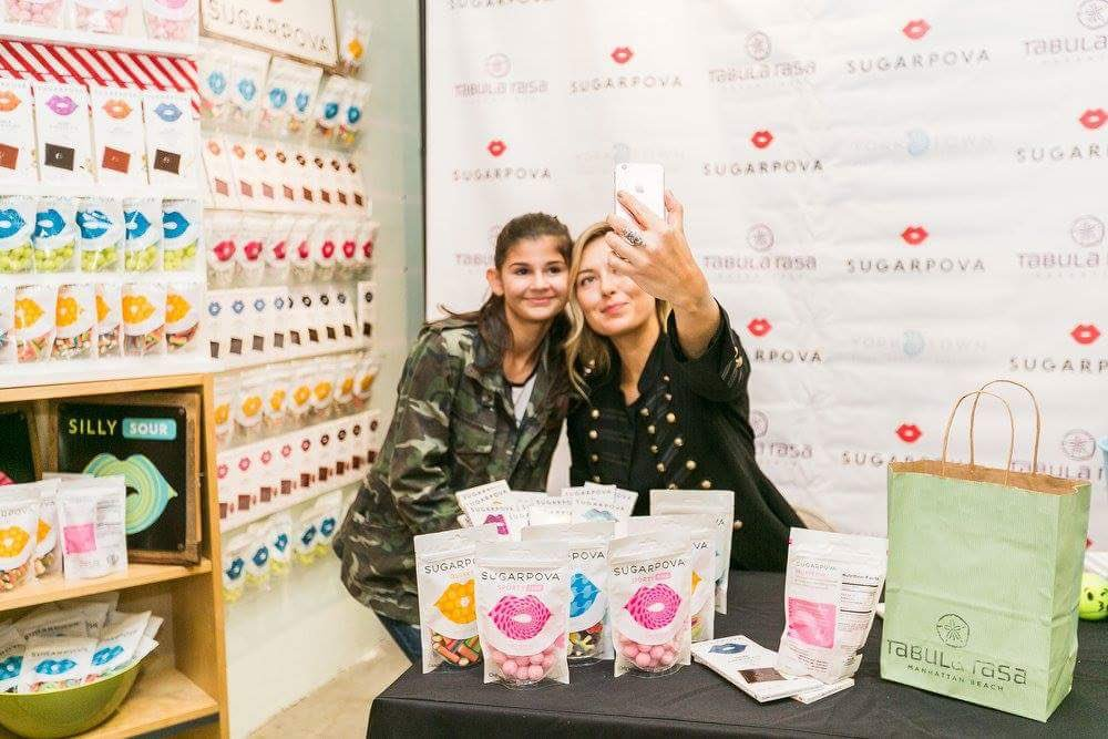 #TBT to Sunday's memories with @Sugarpova and @TabulaRasaMB pics by lindsey collette https://t.co/Zmxiav6guB