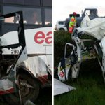 Nasty accident involving Easy Coach bus kills 2, leaves 12 injured