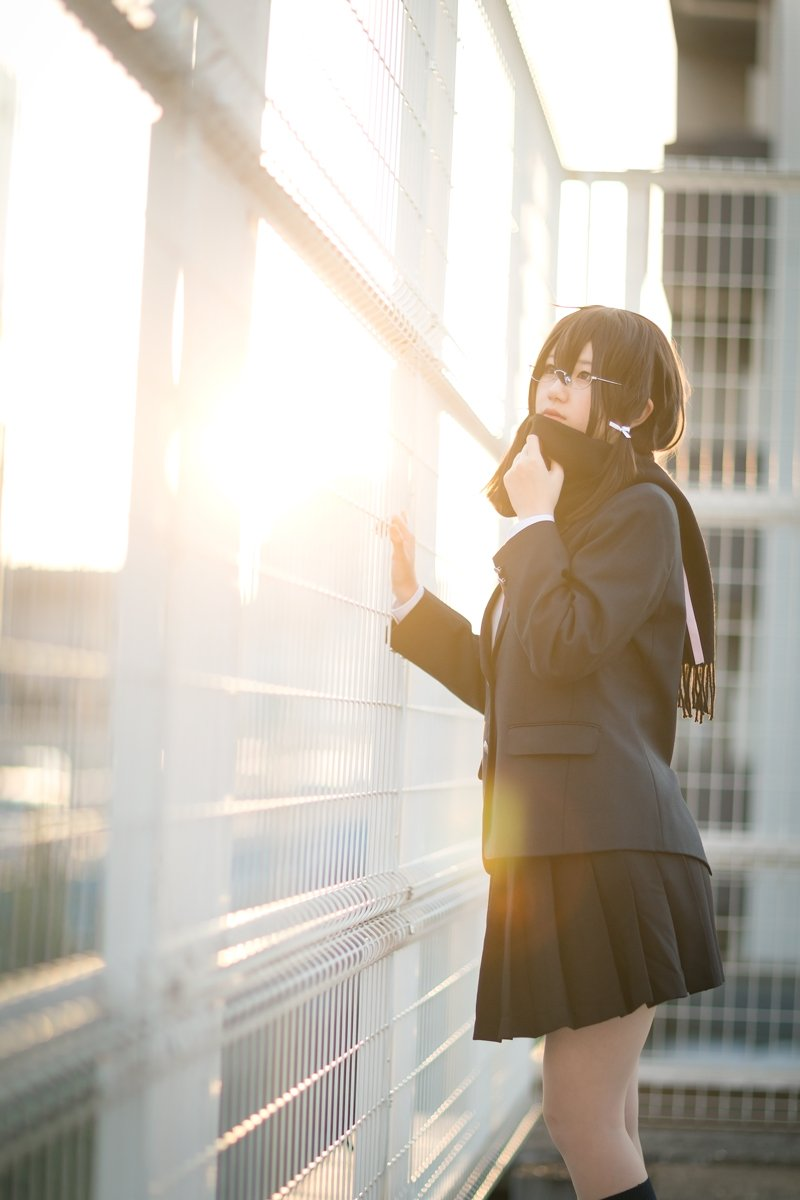 ソードアートオンライン 朝田詩乃 みゅーあさん(@_kaqza10 )#SAO
