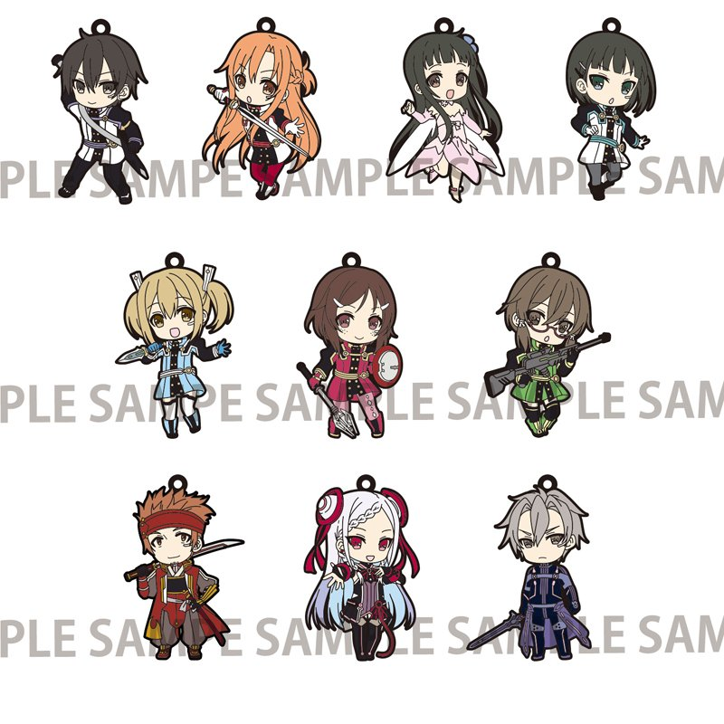 Sword Art Online the Movie -Ordinal Scale- Trading Rubber St