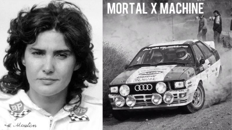 Autoblog @TheRealAutoblog: #SundayReads: Michele Mouton is an undeniable force to be reckoned with https://t.co/cnikW8AWnQ https://t.co/6sgSAQIgMJ