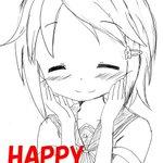 12/3は小野小梅の誕生日です。#project575