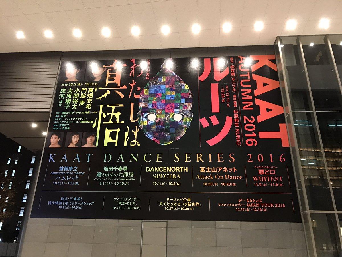 ワッショーーーーイ!!わたしは慎吾。ミュージカル。観てきたズラ(*⁰▿⁰*)高畑充希さん。門脇麦さん。大原櫻子さん。楳図