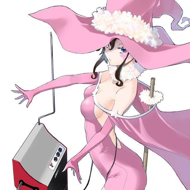 9.V・りら・F(夜桜四重奏)今や夜桜で一番好きなキャラクターに。11巻の対六角戦が最高すぎた。かやのんは偉大。#1ふぁ