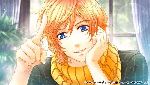 12月3日は、至誠館高校1年、水嶋 新の誕生日です。「金色のコルダ4」をプレイして、彼の誕生日をお祝いしてあげてください