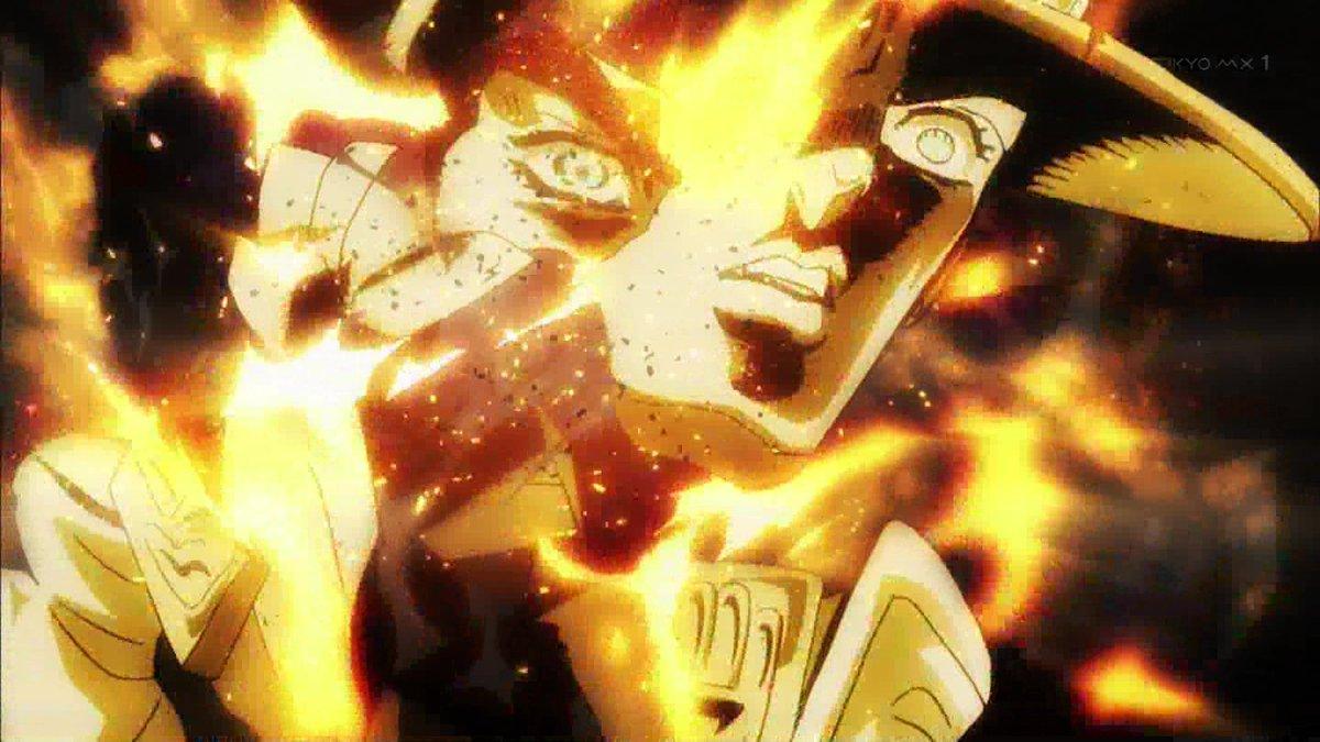えっぐい #jojo_anime #tokyomx