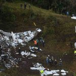 Tragic Brazilian football team's plane crashed after 'search for player's video game left no time to refuel'