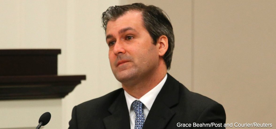 Judge in trial of former North Charleston, SC police officer Michael Slager looks to clarify if jury is deadlocked. https://t.co/TDgWzVsh23