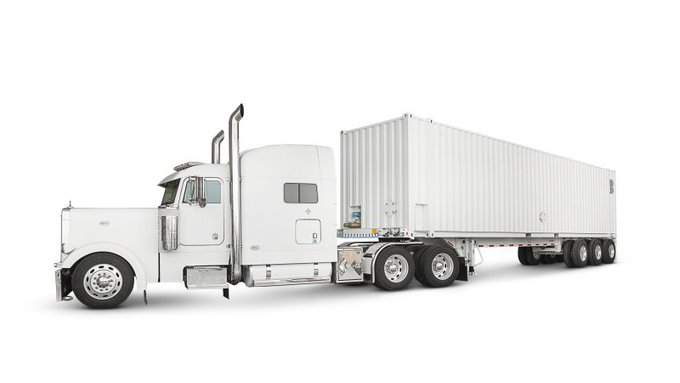 Autoblog @TheRealAutoblog: This is @amazon's latest product: a semi full of data storage. It's called the Snowmobile https://t.co/wcEmLAV3ZN https://t.co/HCizJ2ATqn