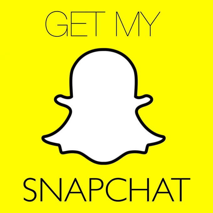"""Get your """"Snap Pack""""- your one-year access to my #Snapchat for exclusive videos & photos>>>https://t"""