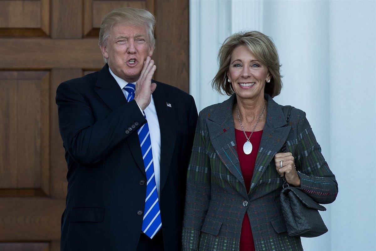 Here's a list of donald trump's cabinet picks so far: - scoopnest.com