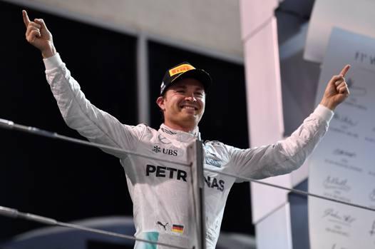#Rosberg