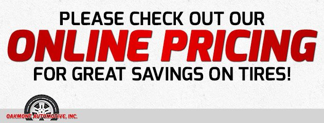 We strive to give you the best price possible on tires! Check us out online! https://t.co/xhFOsaSqLA https://t.co/Nhx9AkMSrn