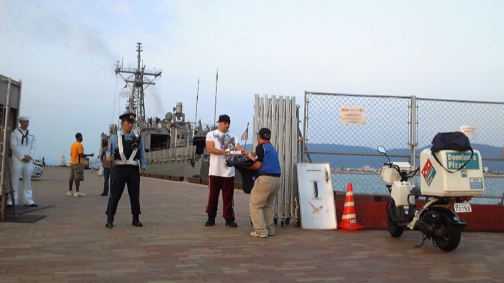 サンポート高松へ寄港した理由護衛艦くらま「最後の一般公開は艦長の出身地の香川県に」掃海母艦ぶんご「金刀比羅宮の掃海殉職者